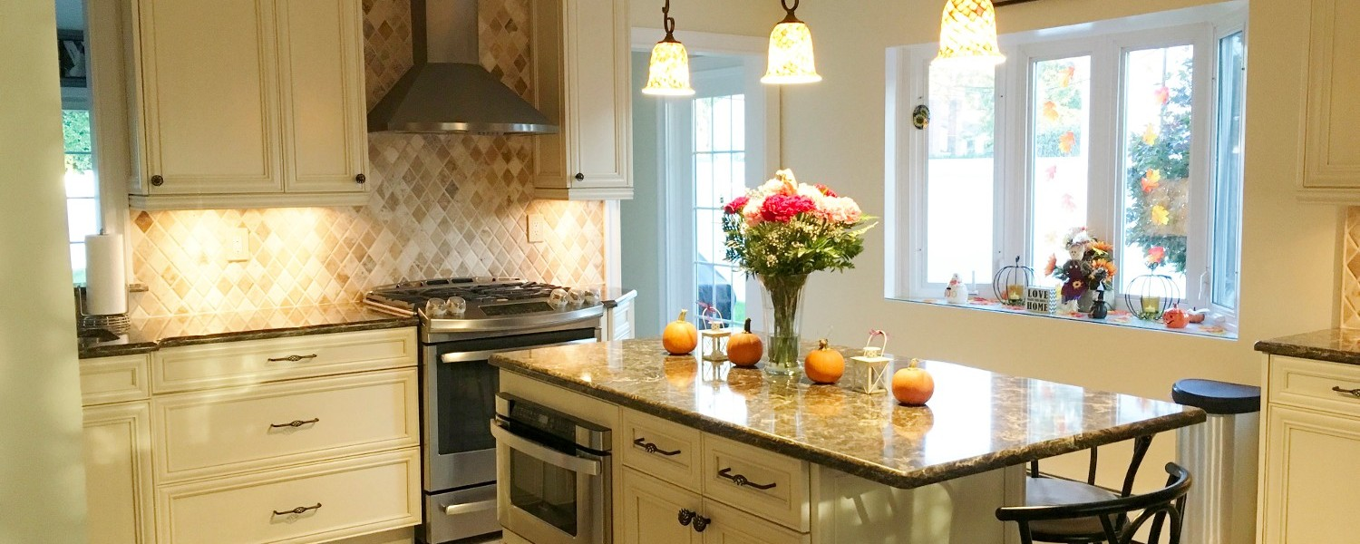 When you need kitchen remodeling services in Bohemia, NY, turn to us